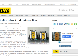 rEvo Rebreathers UK